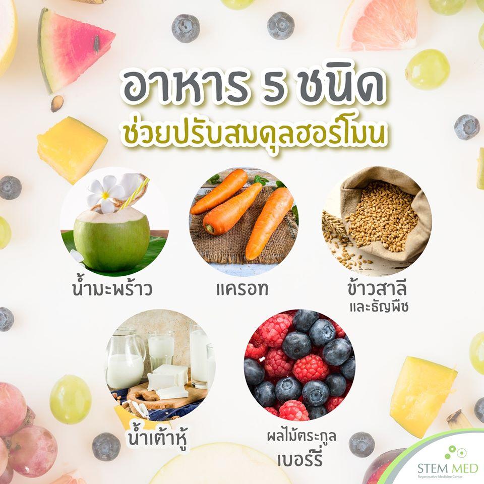 อาหารปรับสมดุล